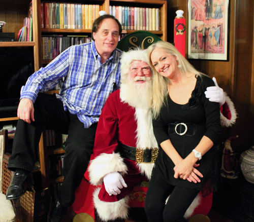 Dallas Magic Clubs' Christmas Party